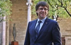 Puigdemont grozi Madridu: Če nam suspendirate avtonomijo, bomo razglasili neodvisnost