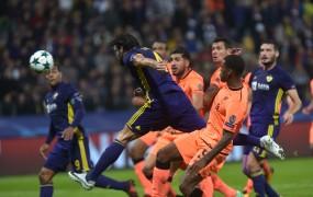 Mariborčani povoženi, Liverpool v Ljudskem vrtu do rekordne evropske zmage