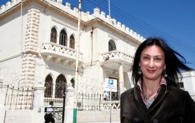Na Malti v povezavi z umorom novinarke aretirali deset ljudi