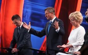 Anketarji: Na volišča je prišlo manj ljudi od napovedi, svoje sta prispevala še Janša in Kučan