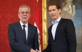 """Avstrijski predsednik meni, da je bodoči premier Kurz """"zoprn mlad mož"""""""
