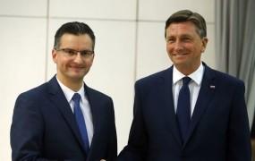 """Pahor je že """"lačen soočenj"""" s Šarcem"""