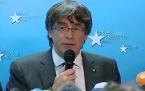 V Belgiji o Puigdemontovi izročitvi, v Španiji o izpustitvi nekdanjih ministrov