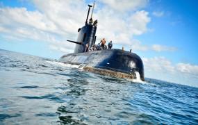 Mornarica: Zvoki z morja niso s pogrešane argentinske podmornice