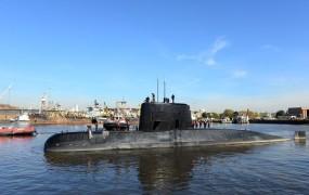 Rusi pomagajo iskati pogrešano argentinsko podmornico