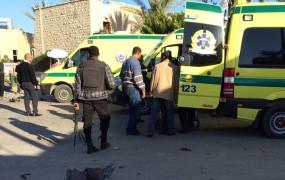 Pokol na Sinaju: v napadu na mošejo ubitih več kot 200 ljudi