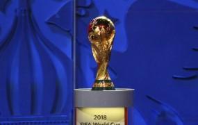 V Kremlju bodo izžrebali skupine za svetovno prvenstvo v nogometu
