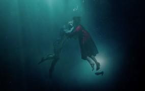 Film Oblika vode z največ nominacijami za zlate globuse