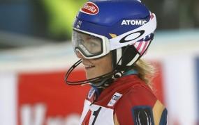 Mikaela Shiffrin na veleslalomskem Olimpu nasledila Tino Maze