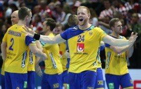Švedi in Španci v Zagrebu za evropsko zlato