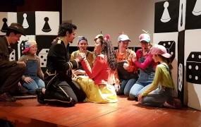 Sneguljčica, muzikal za otroke in odrasle