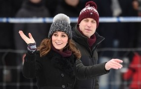 Imajo svojega kralja, a Norvežane sta obsedla William in Kate