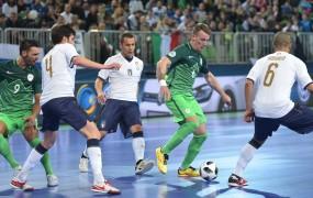 Slovenija je v četrtfinalu evropskega prvenstva!