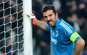 Legendarni Gianluigi Buffon se bo pred koncem sezone odločil, ali bo končal kariero