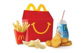 McDonald's zadal hud udarec otrokom