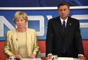 "Jutarnji list: Romana Tomc je ""kralja Instagrama"" Pahorja poslala v drugi krog"
