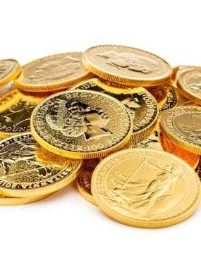 Udbovska kovnica angleških zlatnikov