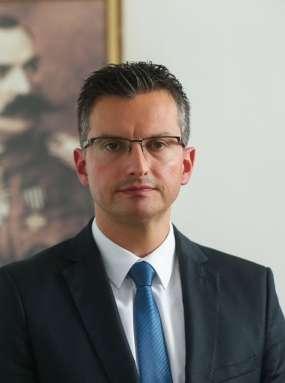 Marjan Šarec: Intervju s kandidatom za predsednika