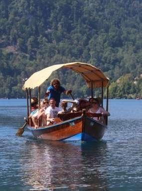 Na Bledu smo iskali nezaželene slovenske turiste