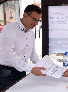 Ruralni Cerar: Marjan Šarec je kandidat Foruma 21