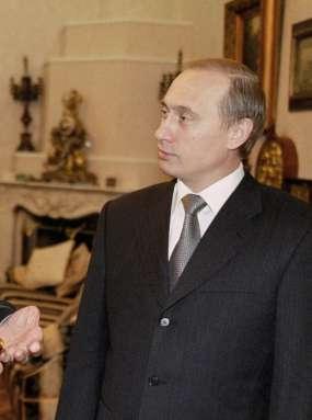 Povezave slovenske gradbene mafije z Vladimirjem Putinom