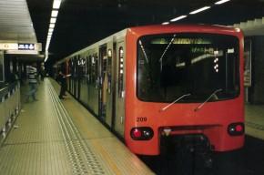 bruselj podzemna železnica metro (1)