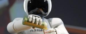 asimo, robot2