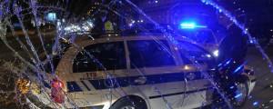 policija luči sirene