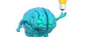 možgani žarnica ideja