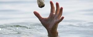 utopljenec, utopitev