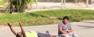 terapevt Charles Kinsey ustreljen v Miamiju na Floridi