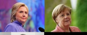 Hillary, Angela, Helen, Theresa