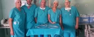 Zdravniška ekipa