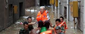 peking poplave