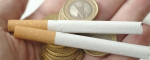 kajenje, denar