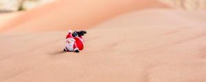 Sahara, božiček