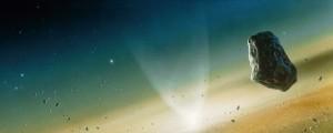 Asteroid, meteor, vesolje