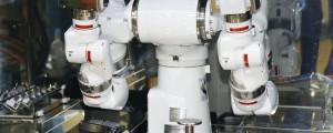 industrijski robot, robotska roka, Yaskawa