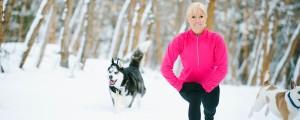 Trening, tek, sneg, telovadba, rekreacija