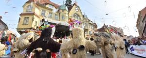 karneval, pustovanje, kurenti, Ptuj