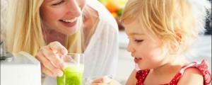 otroci, smuti, hrana, zdrava prehrana