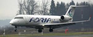 letalo, Adria Airways