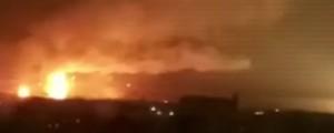 ukrajina, eksplozija, skladišče orožja