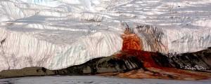 blood falls, antarktika