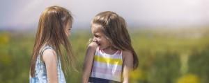 otroci v naravi