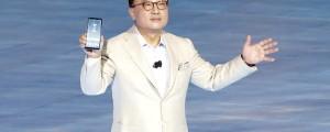 Samsung Galaxy Note 8, predstavitev, New York, DJ Koh