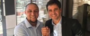 SportyFi - Roberto Carlos in Marko Filej