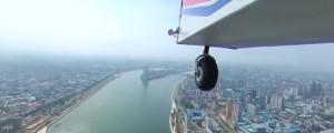 Pjongjang iz zraka