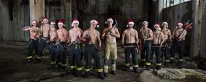 december, gasilci, krško, koledar