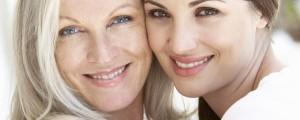 mama in hči